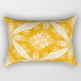 Butterscotch On A Sunny Day Rectangular Pillow