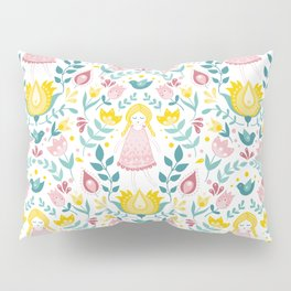 Swedish summer Pillow Sham