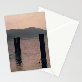 mountains inner peace Stationery Cards