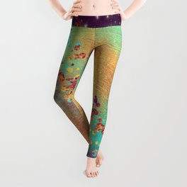 Color Planet Leggings