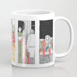 THE book Coffee Mug