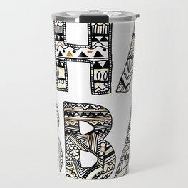 SHABBA Travel Mug