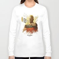 dallas Long Sleeve T-shirts featuring Korben Dallas by Digital Theory