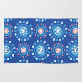 Bubbly Pattern Rug
