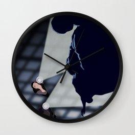 Bushwhacked Wall Clock