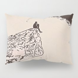 Abstract Meditation Pillow Sham