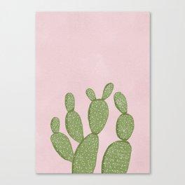El Cacto Canvas Print