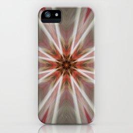 Bright Light MANDALA iPhone Case