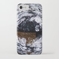 ice iPhone & iPod Cases featuring Ice by Rose Etiennette