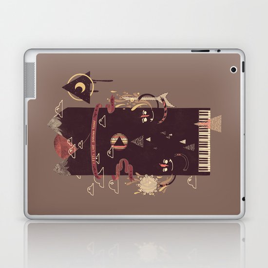 Play! Laptop & iPad Skin