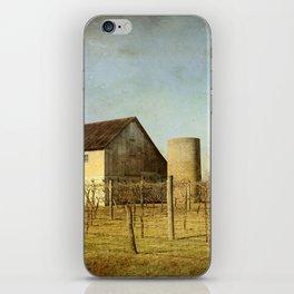 Wine Craft iPhone Skin