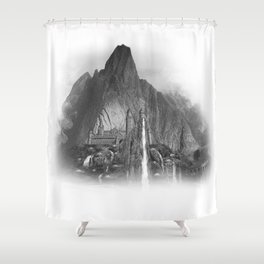Palace of Representatives Shower Curtain