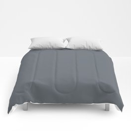 Pebble Gray Comforters