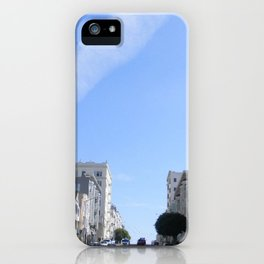 Lanes iPhone Case