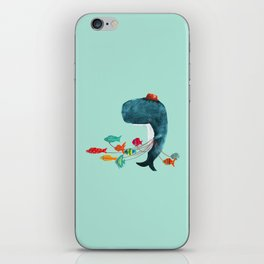 My Pet Fish iPhone Skin