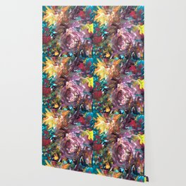 Blooms, soft Wallpaper