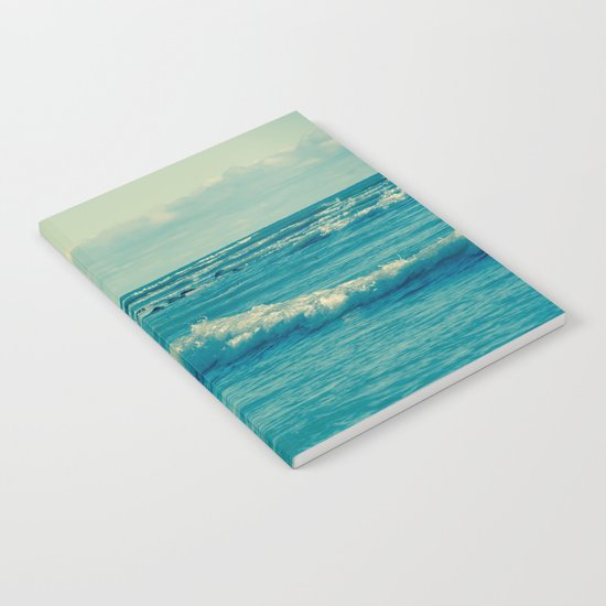 Troubled Waters Notebook