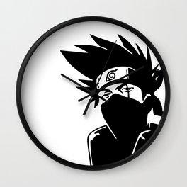 Kakashi Hatake - Naruto Wall Clock