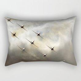 Hot steel Rectangular Pillow