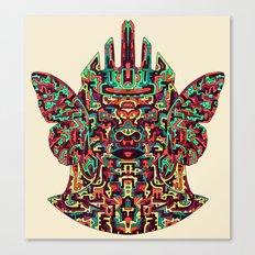 Dimensional Traveller I Canvas Print