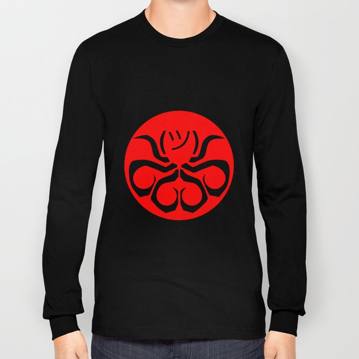 Hail Hydra, I guess Long Sleeve T-shirt