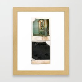 Memory Of Framed Art Print