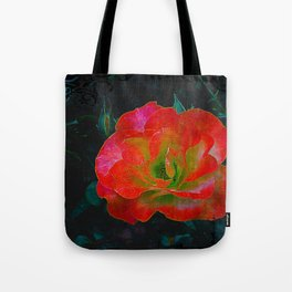 Camera on florals 7 Tote Bag