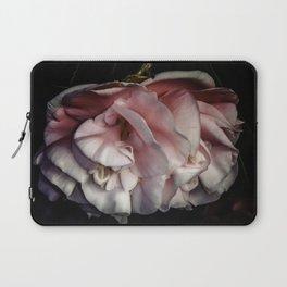 Pink Camellia Laptop Sleeve