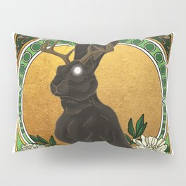 Guardian of Light and Death Pillow Sham