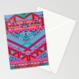 Puzzle prism Stationery Cards