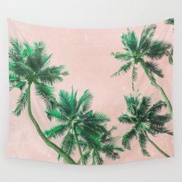Tropical Vibes #4 Wall Tapestry