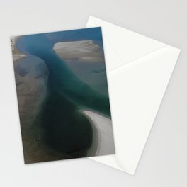 Mason's Inlet at Wrightsville Beach NC Stationery Cards