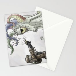 PEW PEW! Stationery Cards