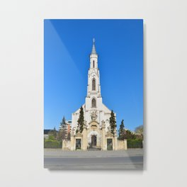 cluj Saint Peter church Metal Print