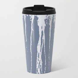 Scratched Paint Travel Mug