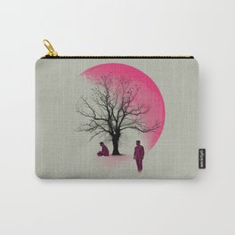 Sterek in Pink Carry-All Pouch