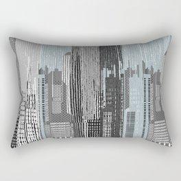 FILM NOIR / MANHATTAN  Rectangular Pillow