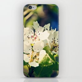 APPLE BLOSSOM iPhone Skin