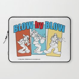 Blow By Blow Laptop Sleeve