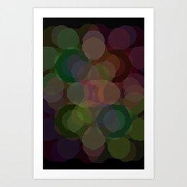 Colors#7 Art Print