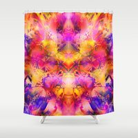 be happy Shower Curtains featuring Happy. by Assiyam