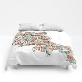 Enrédate conmigo Comforters