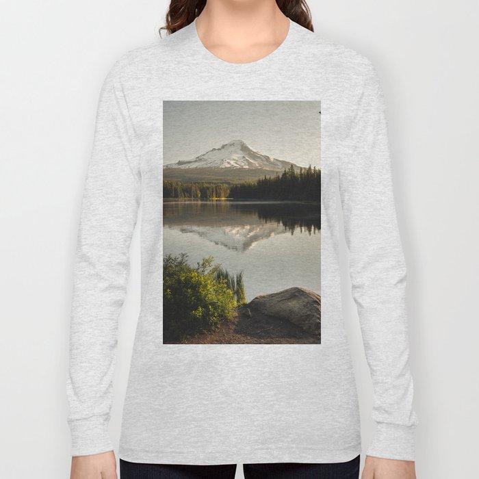 Trillium Mornings Long Sleeve T-shirt