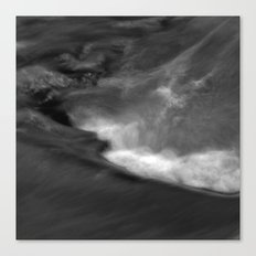 Water current Canvas Print