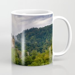 Eltz Castle Panorama Coffee Mug