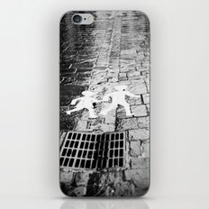 Crosswalk, Brittany, France iPhone & iPod Skin