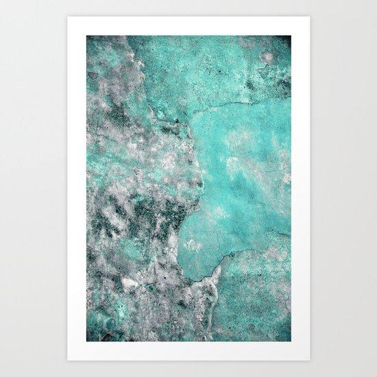 wallpaper series °2 Art Print