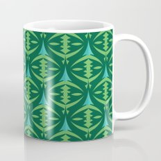 Forest Guardians Pattern Mug