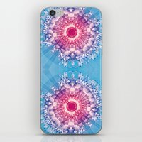 diamonds iPhone & iPod Skins featuring Diamonds by ARTDROID