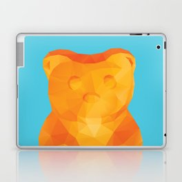 Gummy Bear Polygon Art Laptop & iPad Skin